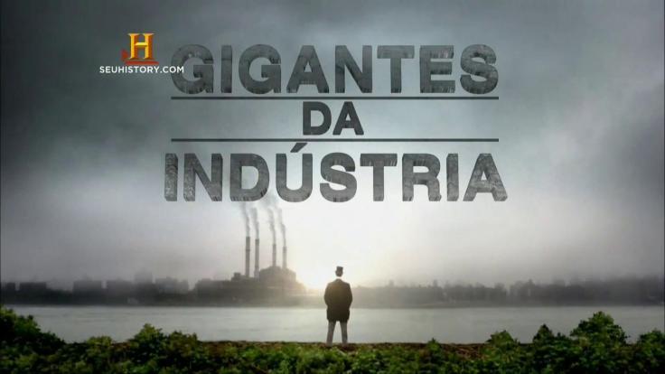 gigantes da industria